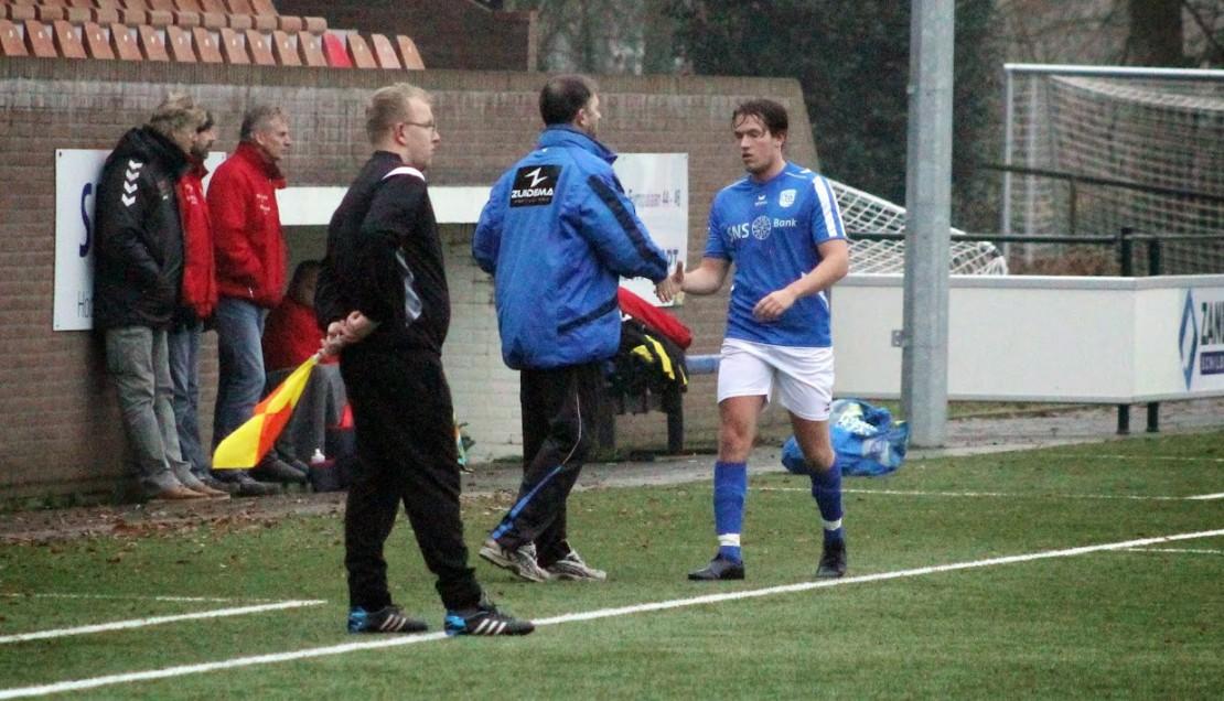 Hidde-Jan Hidding maakte zijn rentree na maanden blessureleed...